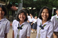Life of Students from Thailand in Russia