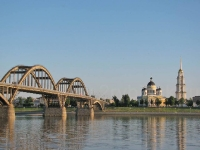 Places of interest in Rybinsk