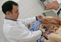 Classes at Siberian State Medical University