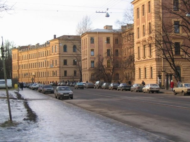 Saint Peterburg State Medical University IP Pavlov